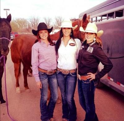 Shelby, Makayla and Marissa Boisjoli
