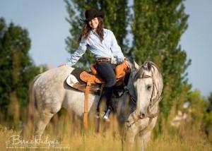 Vanessa Leggett National High School Rodeo Finals