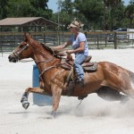 $10,000 Added Money Barrel Race
